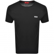 HUGO Dero 194 T Shirt Black