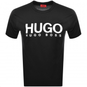 Hugo Dolive T Shirt Black