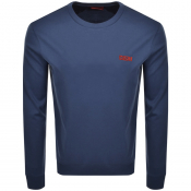 Product Image for HUGO Drick 194 Sweatshirt Blue