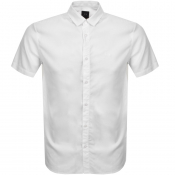 Product Image for Armani Exchange Short Sleeved Shirt White