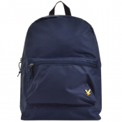 Lyle And Scott Core Backpack Navy