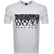Product Image for BOSS Casual Trek 4 T Shirt White
