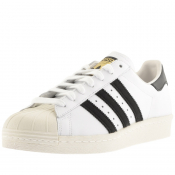 adidas Originals Superstar 80s Trainers White