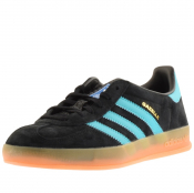 adidas Originals Gazelle Indoor Trainers Black
