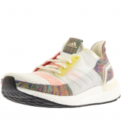 adidas Originals Ultra Boost Pride Trainers White