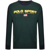 Ralph Lauren Knit Jumper Green