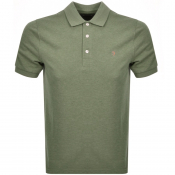 Product Image for Farah Vintage Short Sleeved Polo T Shirt Green