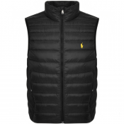 Product Image for Ralph Lauren Holden Down Gilet Black