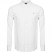 Farah Vintage Brewer Shirt White