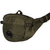 Product Image for CP Company Goggle Waist Bag Green