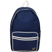 Product Image for Fred Perry Twin Tipped Backpack Navy