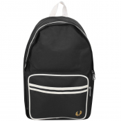 Product Image for Fred Perry Twin Tipped Backpack Black