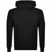 Product Image for CP Company Goggle Hoodie Black