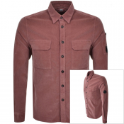 CP Company Long Sleeved Shirt Pink