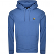 Product Image for Lyle And Scott Pullover Hoodie Blue