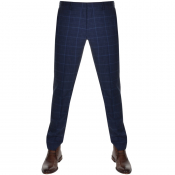 BOSS HUGO BOSS Genius Trousers Navy