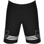 Product Image for adidas Originals Outline Trefoil Shorts Black