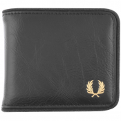 Product Image for Fred Perry Classic Billfold Wallet Black
