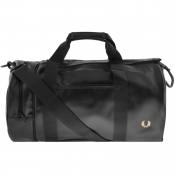 Product Image for Fred Perry Twin Tonal Barrel Bag Black