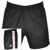 Product Image for adidas Originals Logo Pride Shorts Black