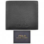 Ralph Lauren Billfold Wallet Black
