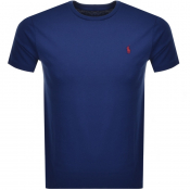 Product Image for Ralph Lauren Crew Neck T Shirt Blue