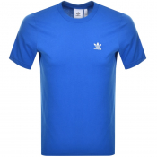 adidas Originals Essential T Shirt Blue
