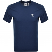 adidas Originals Essential T Shirt Navy