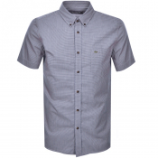 Product Image for Lacoste Short Sleeved Shirt Navy
