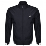 Fred Perry Twin Tipped Jacket Navy