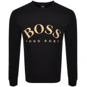 BOSS Athleisure Salbo Sweatshirt Black