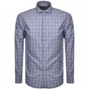 Product Image for BOSS HUGO BOSS Slim Fit Jason Shirt Navy