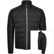 Product Image for BOSS Athleisure J Sarito Padded Jacket Black