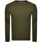 Product Image for Ralph Lauren Long Sleeved T Shirt Green