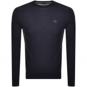 Product Image for BOSS Casual Akustor Knit Jumper Navy