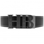 BOSS HUGO BOSS Balwinno Reversible Belt Black