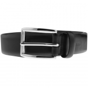 Product Image for Ralph Lauren Harness Leather Belt Black