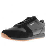BOSS HUGO BOSS Sonic Trainers Black