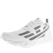 EA7 Emporio Armani Ultimate Unit Trainers White