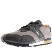 Product Image for BOSS HUGO BOSS Parkour Runn Trainers Grey