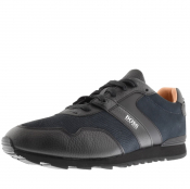 Product Image for BOSS HUGO BOSS Parkour Runn Trainers Blue