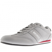 Product Image for BOSS Athleisure Lighter Lowp Trainers Grey