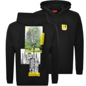 Product Image for HUGO Darbin Hoodie Black