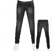 Armani Exchange J14 Skinny Fit Jeans Grey