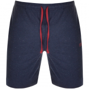 BOSS HUGO BOSS Lounge Shorts Navy