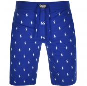 Ralph Lauren Logo Shorts Blue