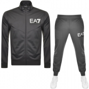Product Image for EA7 Emporio Armani Visibility Tracksuit Grey