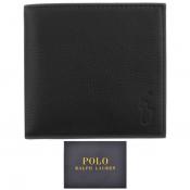 Product Image for Ralph Lauren Leather Wallet Black