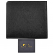 Product Image for Ralph Lauren Billfold Wallet Black
