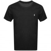 Product Image for Ralph Lauren Crew Neck T Shirt Black